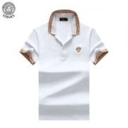 SS19完売必至トレンドアイテムヴェルサーチVERSACE 4色可選  Tシャツ/半袖 最新ファッション、トレンドアイテム