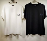 LOUIS VUITTON  Tシャツ/半袖  2色可選  ルイ ヴィトン19新作各色入手困難今年のトレンドカラー 抜け感のある