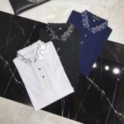 2019SS ヴェルサーチVERSACE Tシャツ/半袖 リラックス感のある 3色可選  大人っぽい印象が素敵