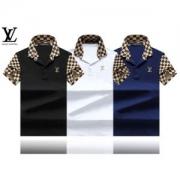 19SS/大人気春夏コレクション ルイ ヴィトン 高い人気 通気性に凄い Tシャツ/半袖  3色可選