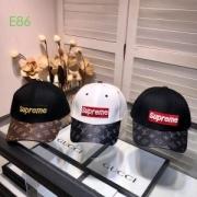 2019秋冬トレンドカラー限定 シュプリーム コーデも旬な雰囲気に仕上がる SUPREME 3色可選 帽子/キャップ