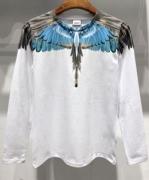 2019秋冬ヘ人気トレンドランキング マルセロバーロン Marcelo Burlon 長袖Tシャツ 2色可選 定番モデルを狙いたい