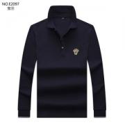 ヴェルサーチ VERSACE 長袖Tシャツ 3色可選 2019/20秋冬定番おすすめの1品 オススメトレンド人気色