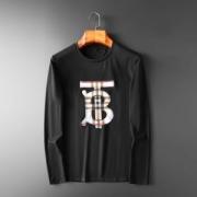 2019人気トレンド秋冬新作セール 2色可選 今年もトレンド感は流行 バーバリー BURBERRY 長袖Tシャツ