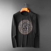 2色可選  ヴェルサーチ VERSACE 長袖Tシャツ 19-20AWのトレンド人気新品 高品質優しいイメージに