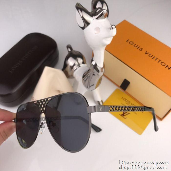 人気のファッションアイテム  サングラス2018aw 3色可選 ルイ ヴィトン LOUIS VUITTON  只今値引き販売中