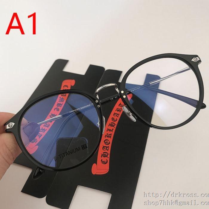 クロムハーツ chrome hearts 眼鏡 4色可選 おしゃれさんにとても人気新作 2019年一番の注目カラーはこれ