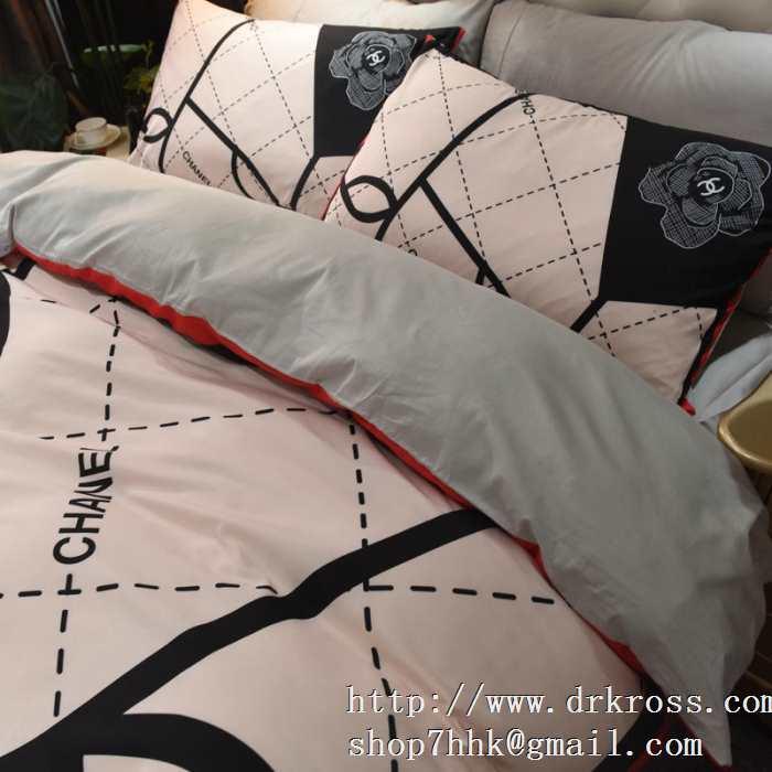 寝具4点セット シャネル chanel 今季特に注目したい2019人気色 気になる商品激安おすすめ