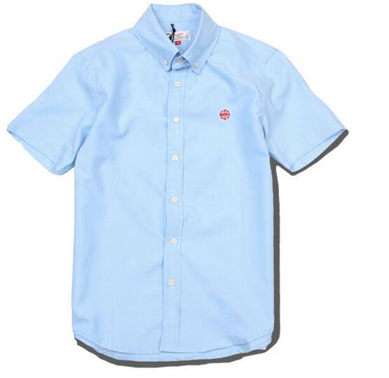 爽やかでシンプルAPE エイプ コピー半袖シャツ メンズ服 夏ファッション
