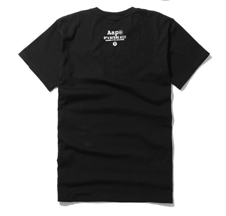 伝説のお洒落APE エイプ 半袖Tシャツ  最新 メンズブランド ファッション