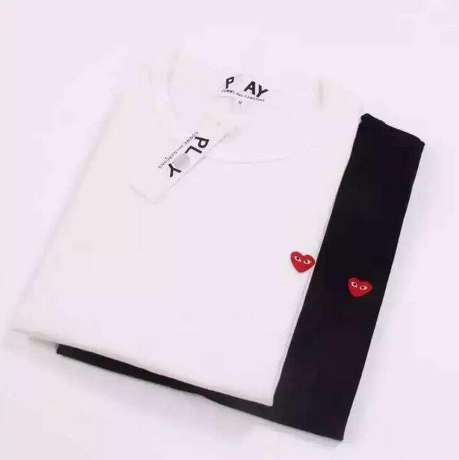 超人気セールCOMME des GARCONS コムデギャルソン クルーネックロゴTシャツ 2色