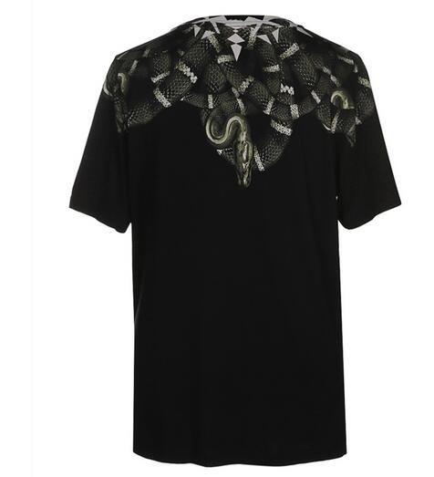 抜群の爽やかMARCELO BURLON マルセロバーロン tシャツメンズ コットンTシャツ半袖