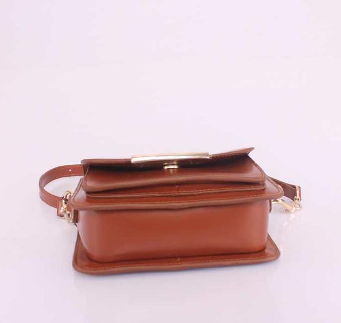 人気セールHOT BURBERRY バッグ レディース バーバリー ショルダーバッグ 女性用 カーフレザー ブラウン 品質保証100%新品
