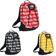大人気 Supreme 15FW The North Face Base Camp Crimp Backpack シュプリーム ベースキャンプクリンプバックパック 2色可選_品質保証