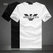個性的  2017春夏期間限定  アルマーニ 人気通販 ARMANI 半袖Tシャツ 2色可選_品質保証