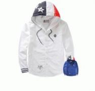 男らしさを作りAPE エイプ  フード付きシャツトップス 2色_品質保証