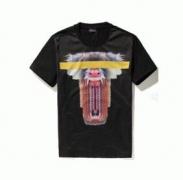 今欠かせないアイテムMARCELO BURLON マルセロバーロン 半袖Tシャツ 動物プリント_品質保証