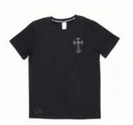 2017フィット感満点CHROME HEARTS クロムハーツ 通販コピー 半袖TシャツUネック_品質保証