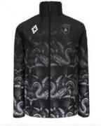 機能性高いデザインMARCELO BURLON マルセロバーロン メンズジャケットコピー  ブラック_品質保証