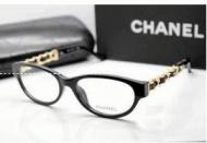 スゴイ存在感のある人気CHANEL シャネルメガネのフレーム コピー 激安 眼鏡 ブラック_品質保証