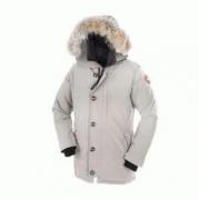 保温効果は抜群CANADA GOOSE カナダグース メンズ ロングコート ダウンジャケット 5色_品質保証