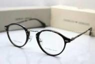 こなれ感溢れるARMANI アルマーニ  メガネのフレーム 透明サングラス ボストンメガネ_品質保証