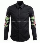 女の子から褒められる爽やかGIVENCHY ジバンシィ 長袖シャツ 2色_品質保証