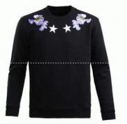 キレイなシルエットを作る!GIVENCHY ジバンシィ パーカー セーター ブラック_品質保証