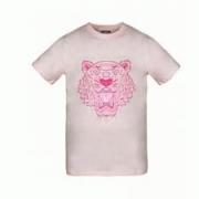 2017-2017年モデル入荷!KENZO ケンゾー16ssパステルタイガー半袖Tシャツ_品質保証
