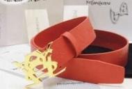 大人なシャレ感Yves Saint Laurent イヴサンローラン コピー 独特の光沢感レザーベルト_品質保証