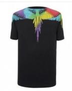 ブラックシャレ感半袖 tシャツ メンズMARCELO BURLON マルセロバーロン ワーストWORR T_品質保証