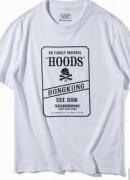 neighborhood 通販ネイバーフッドブランドコピー tシャツ半袖 余文楽メンズ ブラックホワイトクルーネック_品質保証