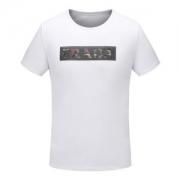 17春夏 2色可選半袖Tシャツ カッコいい印象を付ける PRADA プラダ めちゃくちゃお得_品質保証