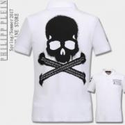 お洒落に魅せる 半袖Tシャツ PHILIPP PLEIN フィリッププレイン 3色可選 2017春夏_品質保証