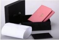 PRADA プラダ レディース財布 ピンク カーフ(牛革)ゴールドプレートの金具 メタル文字のロゴ 二つ折り1MH523ZLPF0E13_品質保証