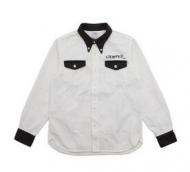 カジュアルシャツ 薄手VISVIM ビズビム通販 ホワイト長袖シャツ メンズ ファッション コットンシャツ 夏服新品_品質保証