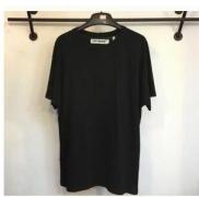 シンプル 半袖Tシャツオフホワイト通販OFF-WHITE コットンブラック ホワイトメンズ ファッションクルーネック_品質保証
