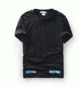 OFF-WHITE オフホワイト スーパーコピーメンズ半袖 Tシャツ クルーネック 無地 コットン オシャレブラックホワイト メンズファッション_品質保証