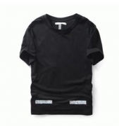 OFF-WHITE tシャツ オフホワイト 半袖Tシャツ メンズ 人気 ブランド ロゴtシャツ メンズファッション プリント ブラック ホワイト夏服_品質保証