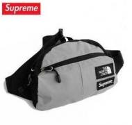 16FW Supreme x The North Face Roo II Lumbar Pack シュプリーム ノースフェイスランバーパック パワー バッグ ブラック レッド_品質保証