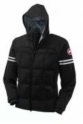 CANADA GOOSE カナダグース ジャスパー メンズ ダウンジャケット レッド ブラック ブルー フード付き カジュアル_品質保証