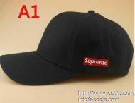 SUPREME シュプリーム キャップ 芸能人 17SS 大人気キャップ Box Logo ボックスロゴ ブラック ピンク5色可選_品質保証