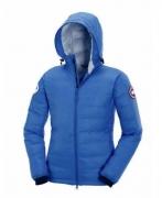 激安大特価2017 カナダグース レディース ダウンジャケット CANADA GOOSE ブルー 秋冬コート ジャケット 最新作 s級