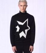 ニールバレット 通販 品質保証 ニットセーター メンズ Neil Barrett メンズファッション 冬 ニットスウェット 大人気 ブラック タートルニット