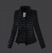 シンプル モンクレール MONCLER ダウンジャケット 2017年秋冬 大人気アイテム ダウン コート 品質保証 ブラック 上品 最新作