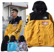 HOT品質保証 超人気 シュプリーム SUPREME x The North Face Expedition Coaches Jacket ジャケット 2017最新入荷 新品