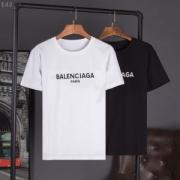 プレゼントに 半袖Tシャツ BALENCIAGA バレンシアガ 3色可選 ~希少 2018春夏新作