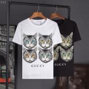 2018春夏新作 グッチ GUCCIィ 先行販売 半袖Tシャツ 2色可選 着心地抜群
