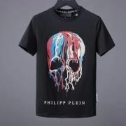 2018春夏新作 オリジナル 半袖Tシャツ フィリッププレイン PHILIPP PLEIN 2色可選