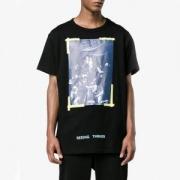 上質 大人気! オフホワイトTシャツ/半袖2色可選 2018春夏新作Off-White 高級品 通販